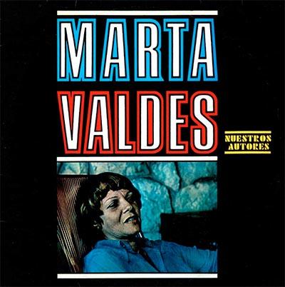 Marta Valdes composer Argelia Fragoso and other singers
