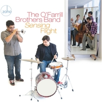 The O'Farrill Brothers Band Sensing Flight album