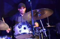 Mauricio Herrera Tamayo 2 on drums