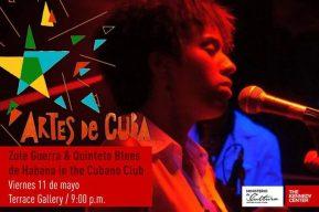 Zule Guerra en Artes de Cuba en el K Center