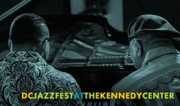 Chucho Valdes y Gonzalo Rubalcaba In Concert at the Kennedy Center June 2018