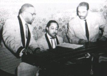 Mario Bauza Rene Hernandez Machito