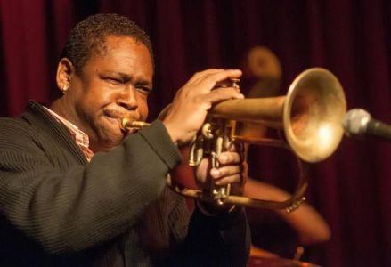 Freddie Hendrix trumpet player