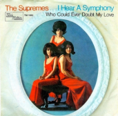 The Supremes I Hear a Symphony Motown 1966