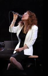 Jackie Ryan an American Jazz singer