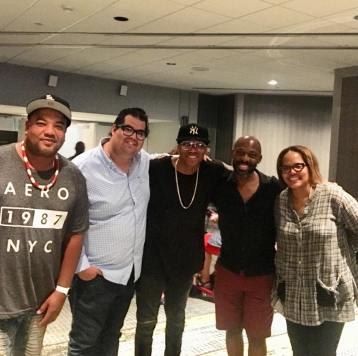 Raul Pineda w Gaston Joya Pedrito Martinez & Terri Lune Carrington @ Detroit Jazz Fest 2018
