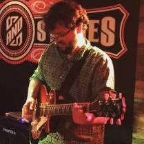 Brian Maple guitarist