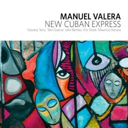 Manuel Valera's New Cuban Express Grammy Nominee album