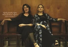 Marileni y Niurka del DUO ONDINA