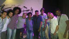 Yadasny y su Grupo Cauce c Horacio El negro