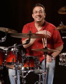 Bobby Sanabria on drums