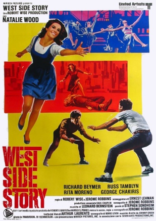Leonard Bernstein West Side Story add 2