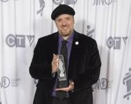 Robi Botos receives award